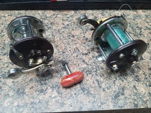 Pair of fishing reels for Sale in Easton, PA
