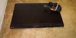 Toshiba DVD Player - no remote for Sale in San Jose, CA