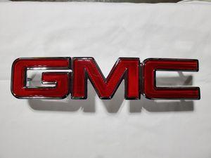 GMC GRILLE EMBLEM GM # 12542030 for Sale in Everett, WA