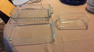 Pyrex and Anchor Glass Casserole Dishes for Sale in Orlando, FL