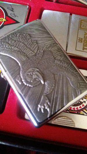 Eagle Zippo sealed original box for Sale in Burley, WA