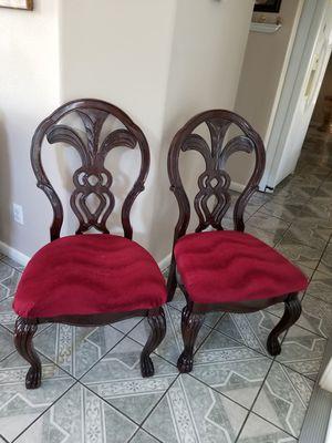 Elegant chairs for Sale in Clovis, CA