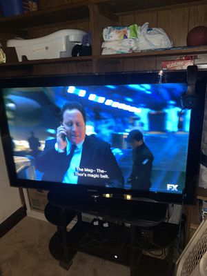 50in Samsung tv for Sale in Akron, OH