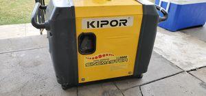 Kipor digital generator lG 3000 works great for Sale in Artesia, CA