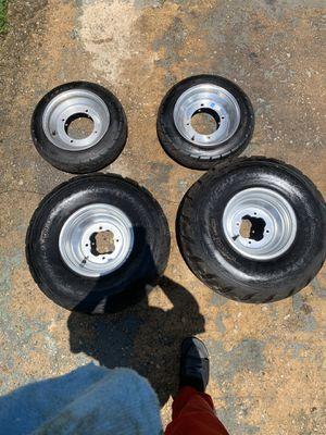 Atv wheels and tires for Sale in Atlanta, GA