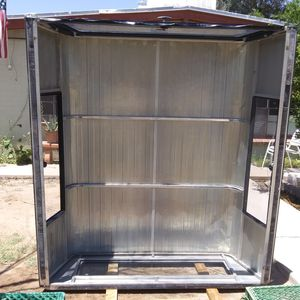 Alumin. Camper shell for Sale in Tucson, AZ