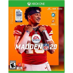 EA Madden NFL 20 For Xbox One for Sale in Whittier, CA
