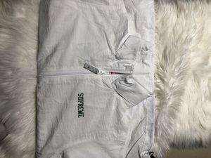 White Supreme/Champion Jacket for Sale in Orlando, FL