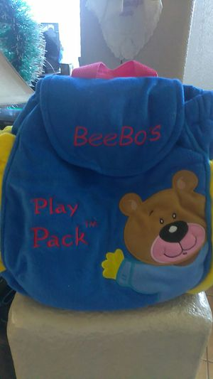 BeeBo's play pack for Sale in Las Vegas, NV
