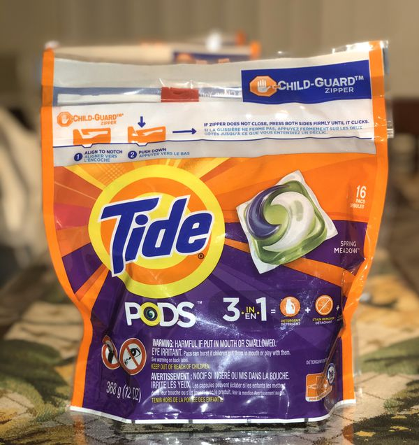 Tide Pods Bundle