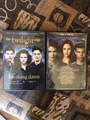 Twilight Saga Series for Sale in Wenatchee, WA