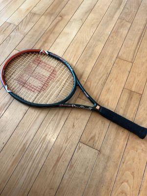Like new Wilson Hyper Carbon Test racket for Sale in Fox Island, WA