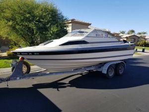 Bayliner 21 Capri Cuddy PROJECT boat for Sale in San Diego, CA