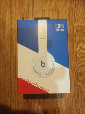Beats solo 3 wireless club collection headphones for Sale in West New York, NJ