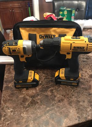 Dewalt set for Sale in Hyattsville, MD