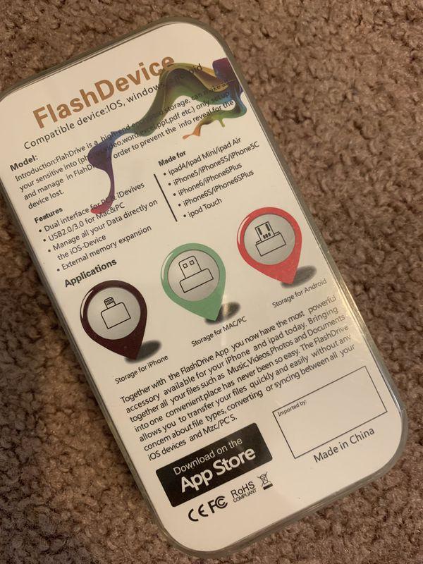 iOS Flash Drive 8GB