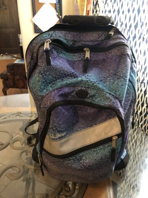Rolling backpack for Sale in Los Angeles, CA