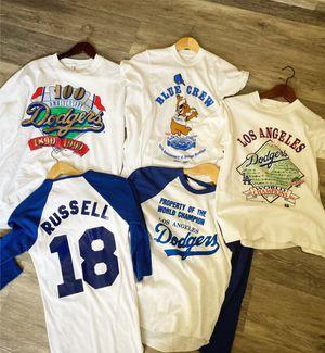 Dodgers Vintage Baseball tees for Sale in Fullerton, CA