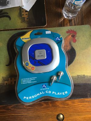 Audio vox personal CD player for Sale in Arlington, TX