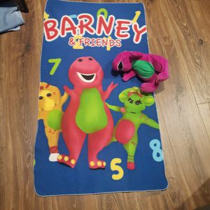 Barney Items Well Loved. Clean And Ready For New Home for Sale in Santa Ana, CA