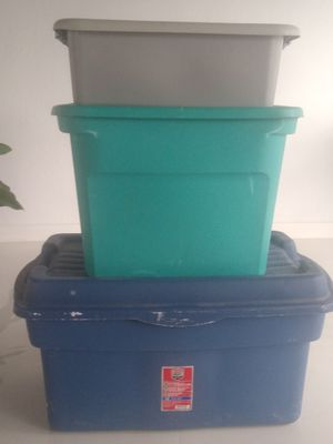 POTABLE STORAGE CONTAINERS for Sale in Oakland Park, FL