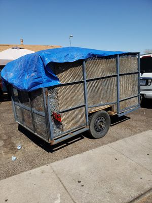 10×6 trailer no title but can easily get for Sale in Phoenix, AZ