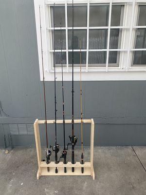 Fish rod holder for Sale in Modesto, CA