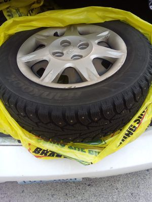 14' STUDDED TIRES for Sale in Everett, WA