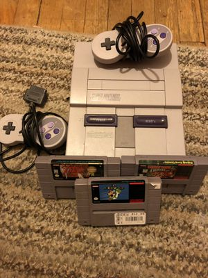 Super Nintendo for Sale in Southgate, MI