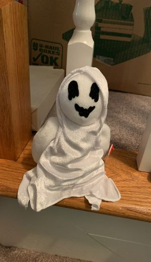 Sheets the ghost Ty Beanie Baby for Sale in Raleigh, NC