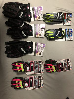 Baseball Batting Glove $25 for all 8 for Sale in Waldorf, MD