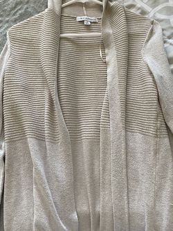 Long Sleeve Cardigan With Hoodie Size Medium for Sale in Hesperia,  CA