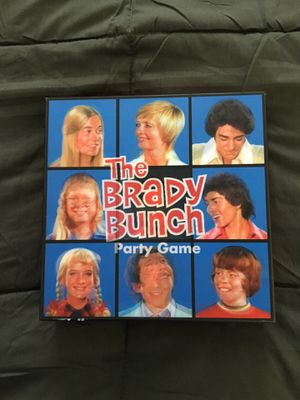 New The Brady Bunch Party Board Game for Sale in Temple Terrace, FL