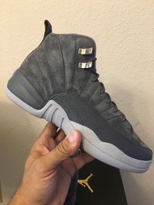 Air Jordan 12 Retro Size 7y New in Original Box $100 -100% Authentic- for Sale in Kissimmee, FL