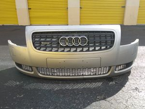 Audi TT front bumper cover 00-06 for Sale in Hialeah, FL