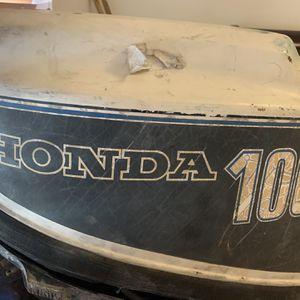 Honda 100 (10 Hp) 4 Stroke for Sale in Hialeah, FL