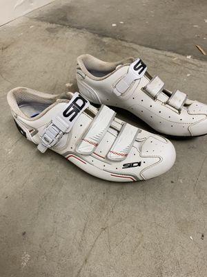 Sidi Buvel mountain bike shoes size 43.4/9.5 for Sale in Salt Lake City, UT