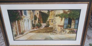 Larg 48in wall pic of bike etc 10dol lots deals my post go see for Sale in Jupiter, FL