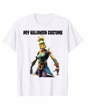 Fortnite Halloween Costume Shirts with New Various Skin Designs- men, women and youth sizes for Sale in Hendersonville, TN