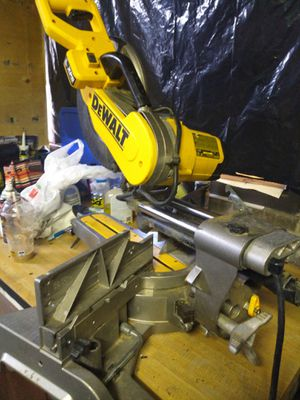 dewalt dws 780 table saw for Sale in Salt Lake City, UT