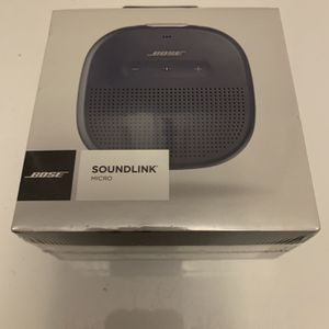 BOSE Soundlink Micro for Sale in Morristown, NJ