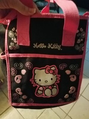 Hello kitty lunch bag for Sale in Los Angeles, CA