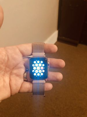 Apple Watch Series 3 Rose Gold 38mm for Sale in Ocala, FL