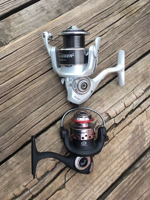 Fishing reels for Sale in Del Valle, TX