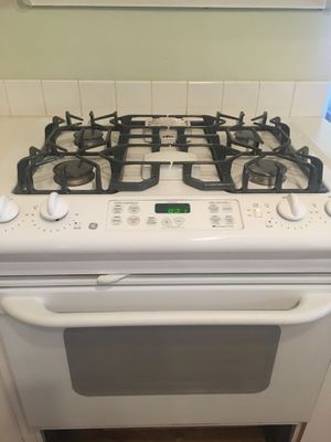 GE gas oven for Sale in Tacoma, WA
