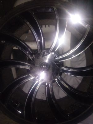 22inc rims for Sale in Columbus, OH