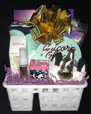 Unicorn caddy gift set. for Sale in Westminster, CO