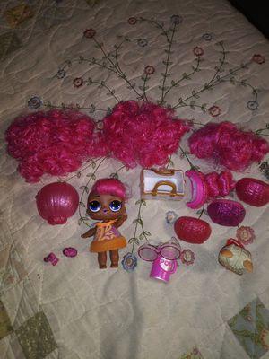 Lol surprise doll w/ pet, case & accessories for Sale in Phoenix, AZ