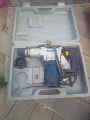 Heavy duty SDS rotary hammer drill for Sale in Fredericktown, OH