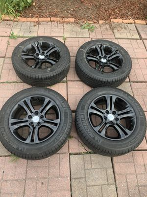 17 in Dodge Charger Rims & Tires for Sale in MARTINS ADD, MD
